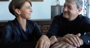 Dúo Albert Nieto y María del Carmen Maestro
